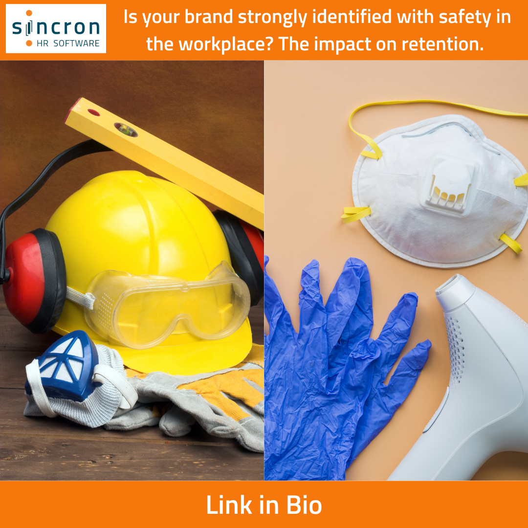 Sincron HR Blog - Workplace Safety - Photo of Safety Gear - Hard Hat, Goggles, Gloves, Mask etc.